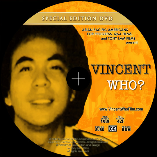 Vincent Who - DVD Disc