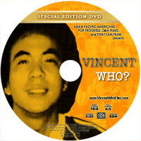 VINCENT WHO? DVD Disc Art
