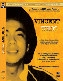 VINCENT WHO DVD